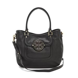 Tory Burch amanda satchel medium hobo crossbody